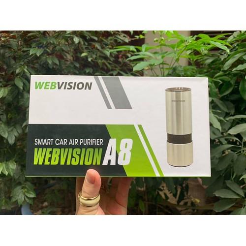 Máy lọc không khí thông minh WEBVISION A8 - 5982161 , 12499900 , 15_12499900 , 2490000 , May-loc-khong-khi-thong-minh-WEBVISION-A8-15_12499900 , sendo.vn , Máy lọc không khí thông minh WEBVISION A8