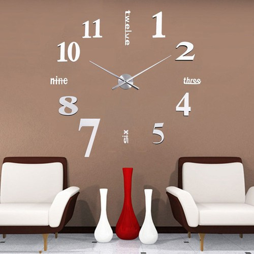 Đồng hồ treo tường 3D - 5983990 , 12501808 , 15_12501808 , 288000 , Dong-ho-treo-tuong-3D-15_12501808 , sendo.vn , Đồng hồ treo tường 3D