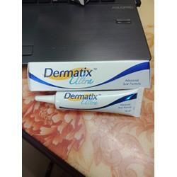 kem trị sẹo Dermatix Ultra tuýp 15g