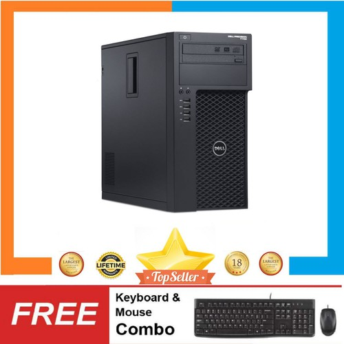 PC Dell Precision T1700 MT,i7 4770,R 8GB,HDD500GB