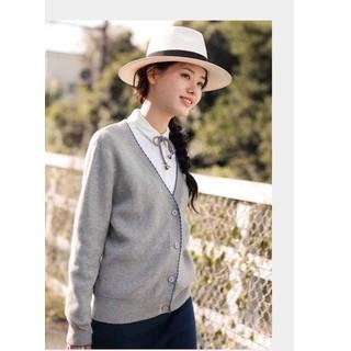 De Leah - Áo Cardigan Len Cài Cúc - Thời trang thiết kế - AN1815102 thumbnail