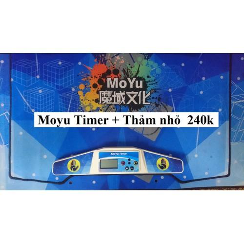 Phụ kiện Rubik. Timer Moyu + Thảm Nhỏ - 5988210 , 12505004 , 15_12505004 , 240000 , Phu-kien-Rubik.-Timer-Moyu-Tham-Nho-15_12505004 , sendo.vn , Phụ kiện Rubik. Timer Moyu + Thảm Nhỏ