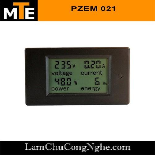 Công tơ điện tử PZEM 021 – Công tơ điện tử AC 20A