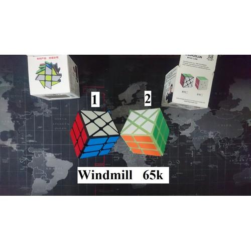 Biến thể Rubik. Windmill YJ