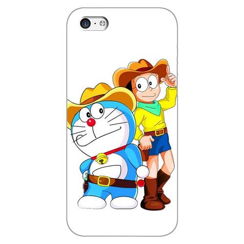 Ốp lưng điện thoại iphone 5c - doremon 06