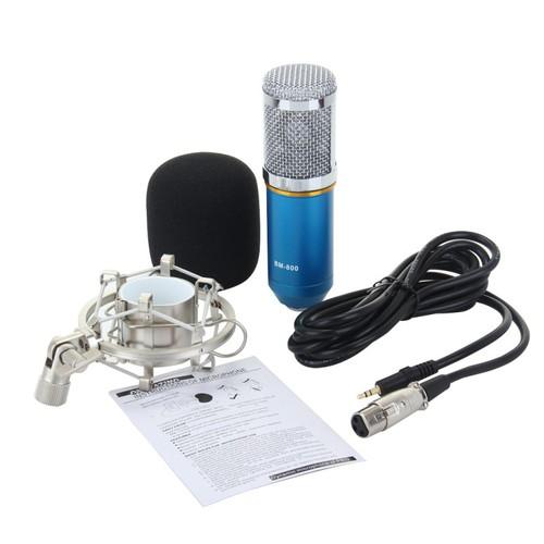 Mic thu âm BM800 hát karaoke giá siêu rẻ