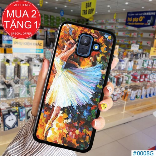ỐP LƯNG SAMSUNG A6 2018 DẺO