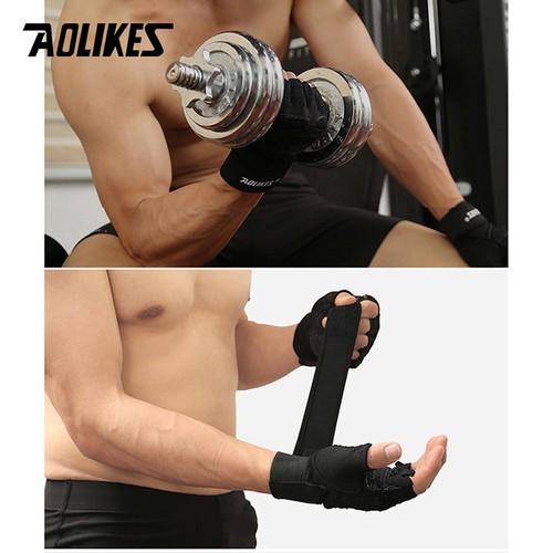 Găng tay thể hình bảo vệ bàn tay tập thể dục