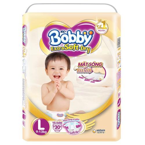 Tã dán L30 Bobby extra