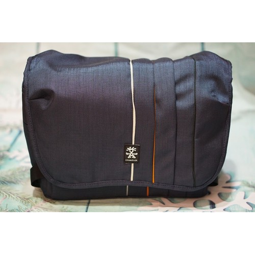 Túi máy ảnh Crumler jackpack 7500 xanh dương