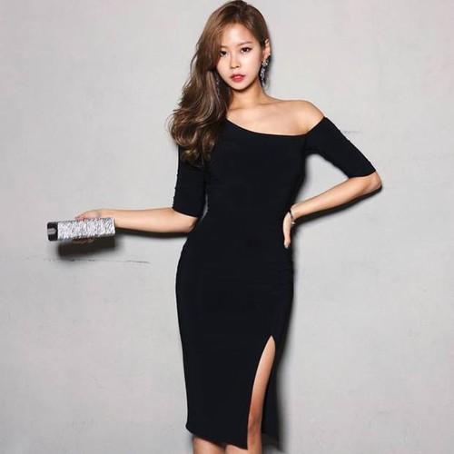 Đầm ôm body dễ thương