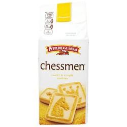 Bánh quy bơ Chessmen hiệu Pepperidge Farm 206g