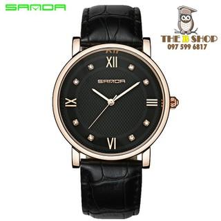 đồng hồ nam dây da - đồng hồ nam dây da 003 thumbnail