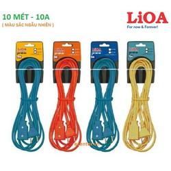 Cáp nối dài LIOA C10-2-10A - 10m dây - Màu ngẫu nhiên