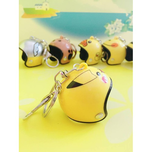 Móc khóa mũ bảo hiểm PIKACHU - 6026478 , 12537223 , 15_12537223 , 31000 , Moc-khoa-mu-bao-hiem-PIKACHU-15_12537223 , sendo.vn , Móc khóa mũ bảo hiểm PIKACHU