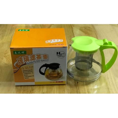 Bình lọc trà thủy tinh chịu nhiệt 700ml - 6005178 , 12519991 , 15_12519991 , 50000 , Binh-loc-tra-thuy-tinh-chiu-nhiet-700ml-15_12519991 , sendo.vn , Bình lọc trà thủy tinh chịu nhiệt 700ml