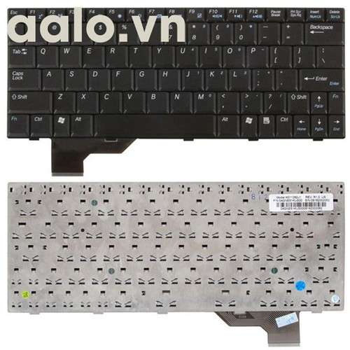 Bàn phím Laptop Asus U5F, U5A, U5S - Keyboard Asus