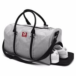 [Tặng chai nước hoa mini]Túi xách du lịch thời trang phong cách Hàn Quốc chống thấm có ngăn giày KDR-TX175 Kodoros