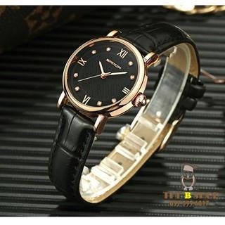 đồng hồ đôi dây da - đồng hồ đôi dây da 001 5