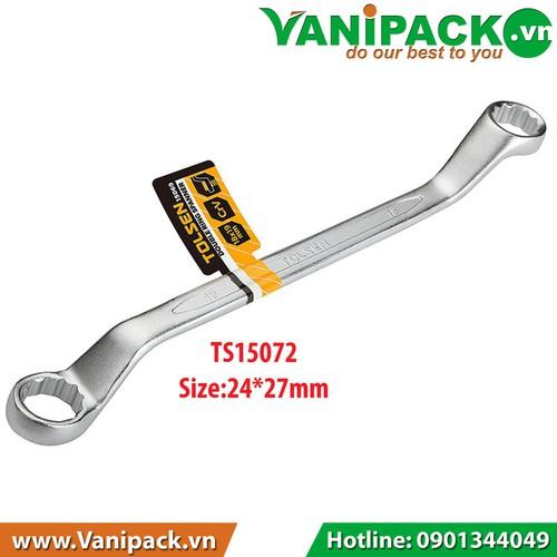 Chìa Khóa Vòng Vòng 24mm x 27mm Tolsen TS15072