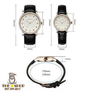 đồng hồ cặp - đồng hồ cặp 001 thumbnail