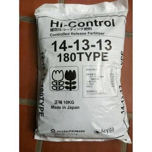 Phân tan chậm Chì Nhật Bản Hi-Control bao 5kg đóng từng túi 1kg