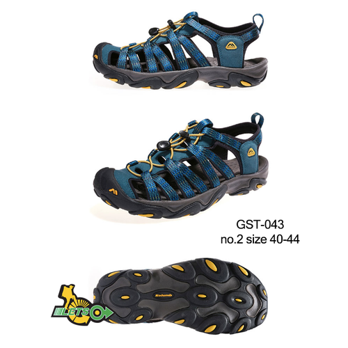 Giày sandal bít mũi Kolumb nam nữ 043