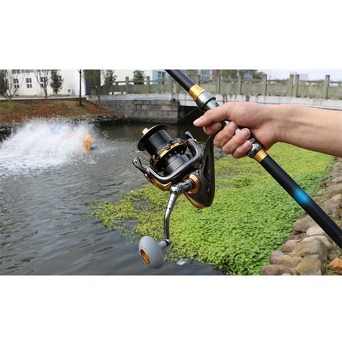 Máy câu cá Yumoshi Yomores TF8000