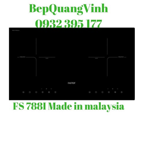 Bếp từ Faster FS 788I Made in Malaysia