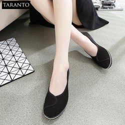Giày búp bê nữ dễ thương êm chân TRT-GBBNU-01-DE