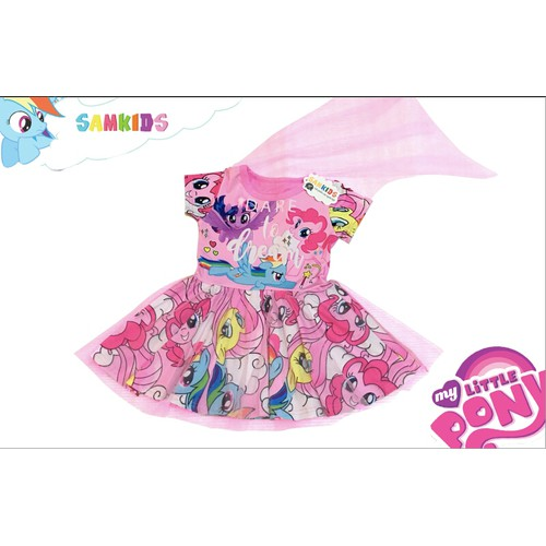 Váy ngựa pony bé gái