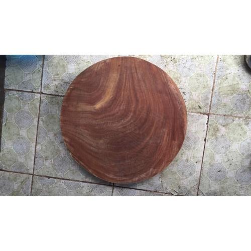 thớt gỗ nghiến 40 cm dày 5cm
