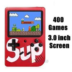 Máy Chơi Game Cầm Tay G1 Plus SUP Có 400 Trò Chơi