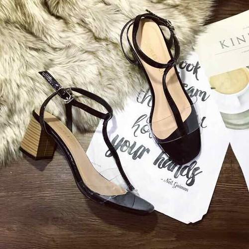 Giày sandal cao gót nữ quai trong suốt - 6024341 , 12534763 , 15_12534763 , 150000 , Giay-sandal-cao-got-nu-quai-trong-suot-15_12534763 , sendo.vn , Giày sandal cao gót nữ quai trong suốt