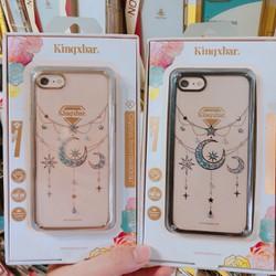 ỐP lưng đính đá Kingxbar IPhone 7-7 Plus