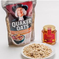 bột yến mạch Quaker Oats 1kg