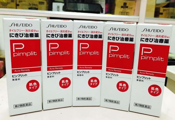 Kem trị mụn #Shiseido Pimplit - Kem trị mụn #Shiseido Pimplit 1