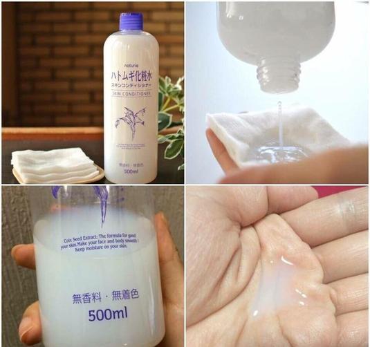 Lotion dưỡng da Hatomugi - Lotion dưỡng da Hatomugi 4