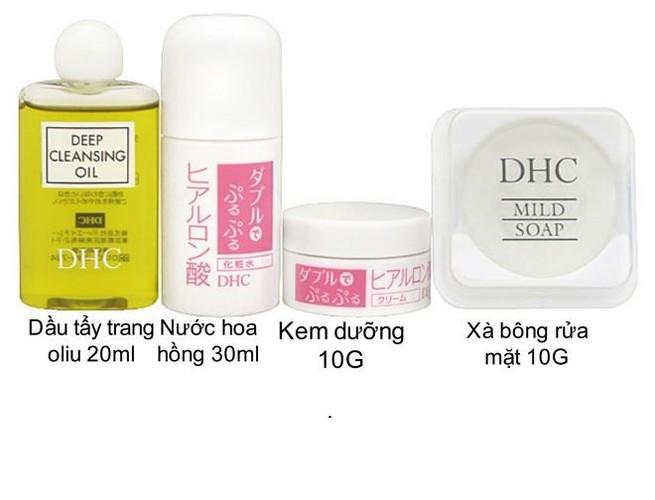 Set dưỡng da DHC Mini 4 món - Set dưỡng da DHC Mini 4 món 2