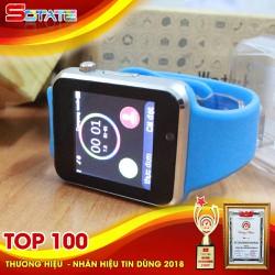 Đồng Hồ Thông Minh Smartwatch SA1 Màu Xanh Dương