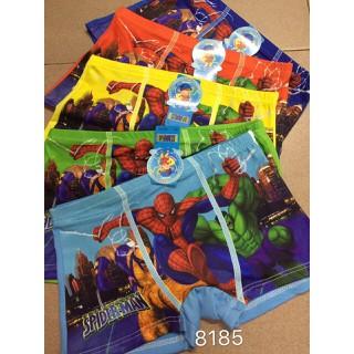 Bộ 10 quần lót đùi siêu nhân cho bé trai - a6508 thumbnail