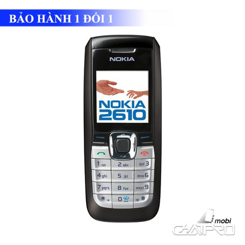 Điện thoại Nokia 2610 main zin - kèm pin sạc