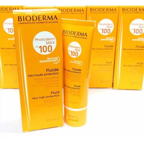 kem chống nắng biorrdema 100