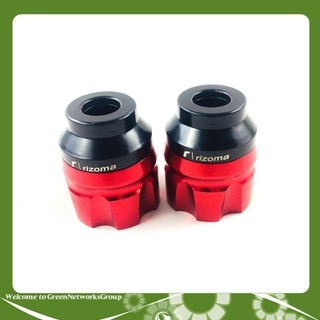 Bộ 2 Gù chống đổ đỗ trước cho xe máy GreenNetworks màu đỏ - gng-181029-bo2-gu-chong-truoc thumbnail