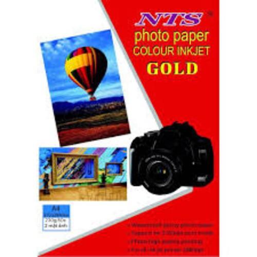 Giấy in ảnh A4 NTS 2 mặt 140gsm 50 tờ