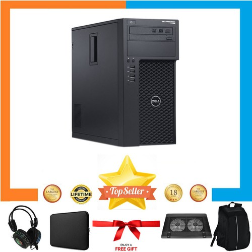 PC Dell Precision T1700 MT,i5 4570,R 8GB,HDD500GB,GTX 1050TI 4GB