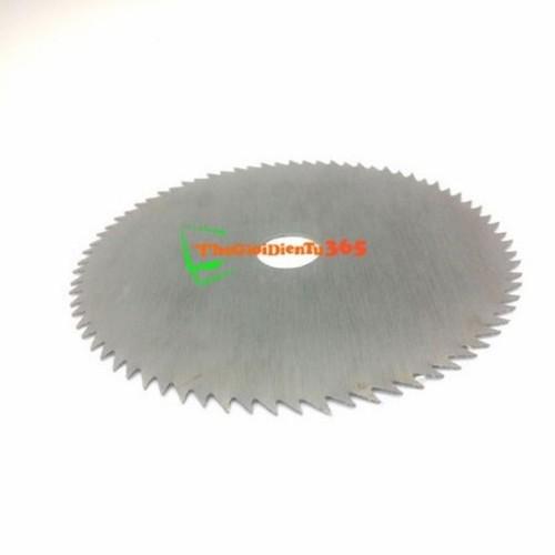 Lưỡi Cưa Cắt Gỗ TCT 110mm - Lỗ Trục 16mm