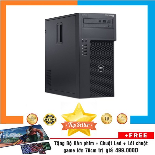 PC Dell Precision T1700 MT,i5 4570,R 16GB,SSD240GB,GTX 1050TI 4GB