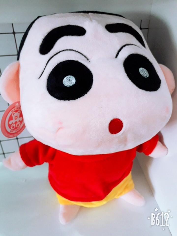 Gấu Bông Cu Shin 35cm 4