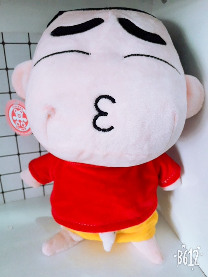 Gấu Bông Cu Shin 35cm 3